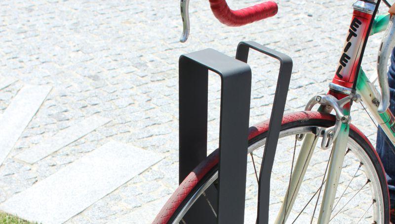 Aparcamento de bicicletas -HEURECA